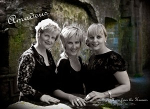 Amadeus WEDDING SINGERS in Tipperary